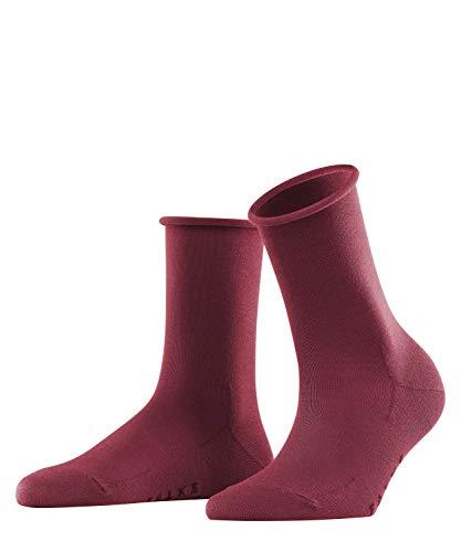FALKE Damen Active Breeze W SO Socken, Rot (Barolo 8596), 35-38 (UK 2.5-5 Ι US 5-7.5)