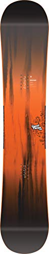 Nitro Snowboards Herren Good Times BRD'19 Urban Twin Camber Freestyle Park Rail Boards, Mehrfarbig, 148