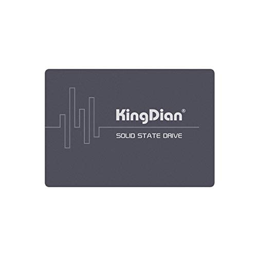 KingDian 2.5 Inch SATA 6Gb/s High Speed Internal SSD 120GB 128GB for Tablet Desktop PC Up to 562MB/S(S280 120GB)