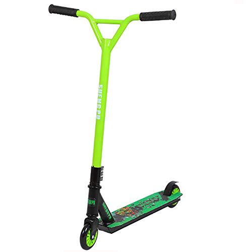 Why Choose Wilder Wolf Stunt Scooter Pro Scooters for Beginners, Trick Stunt Scooter with Stable Per...
