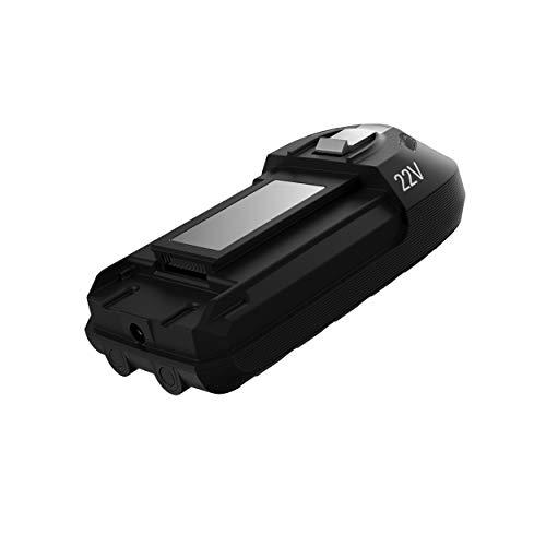 Rowenta ZR009700 X-Force 8.60 Lithium-Ionen-Akku | 22 Volt | 35 Minuten längere Saugerfahrung | kompatibel mit RH96/TY96/EO96-Sortimenten | Schwarz
