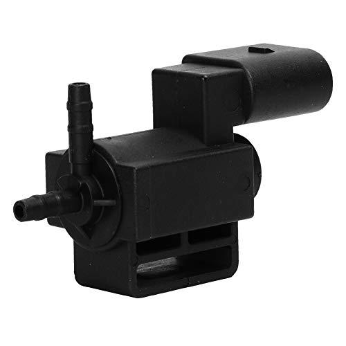 HIMIKI EGR Vacuum Solenoid Secondary Air Injection Control Valve Compatible with A3 A4 A5 A6 A8 Q5 Q7 R8 RS4 TT Beetle CC Eos Golf GTI Jetta Passat Passat CC Tiguan 1.6L 2.0L 3.0L 3.2L 4.2L 5.2L