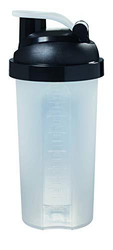 Buchsteiner MixStyle Shaker 700 ml (Natur/schwarz)