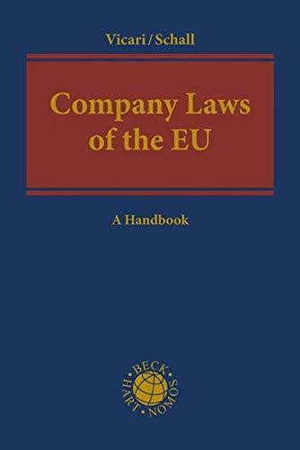 Company Laws of the EU: A Handbook