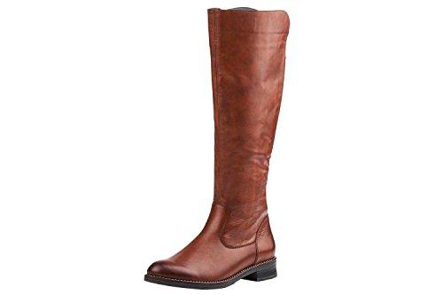 Remonte Damen D8582 Hohe Stiefel, Braun (Chestnut 24), 38 EU