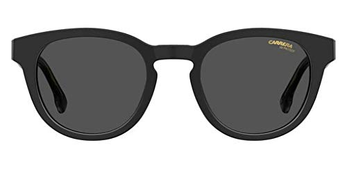 C arrera 252/S Color 807/IR (Negro con lente gris) Gafas de sol Unisex