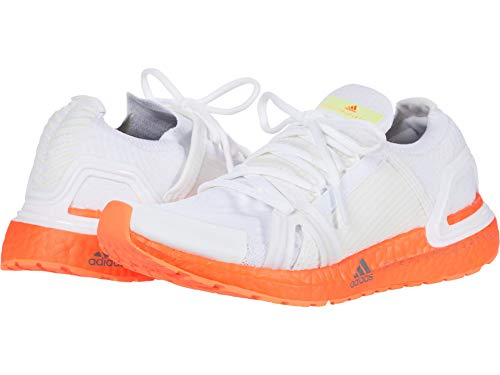 adidas by Stella McCartney Ultraboost 20 Sneaker Footwear White/Footwear White/Footwear White 10.5 M