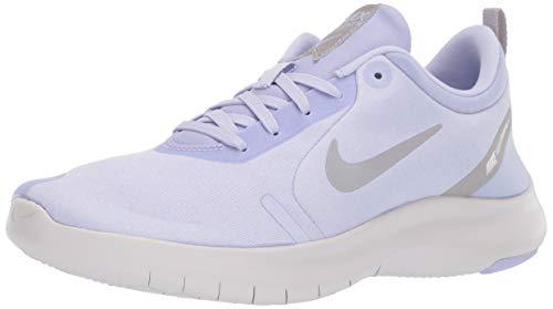 Nike Wmns Flex Experience RN 8, Zapatillas de Trail Running Mujer, Multicolor (Lavender Mist/Atmosphere Grey 500), 38 EU