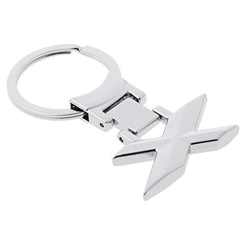 MEIYIN Metal Auto Car Logo Key Ring Car Styling Keychain For B-M-W X X1 X3 X5 E3 E5 Z4