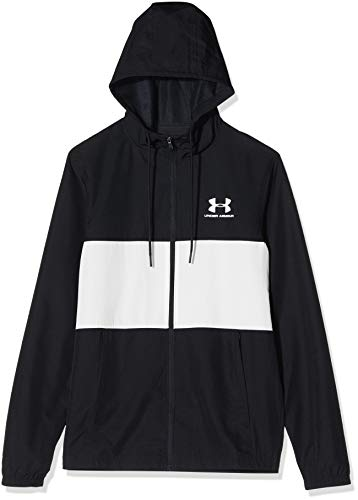 Under Armour Heren Sportstyle Wind Jacket Crew Neck Sweatshirt