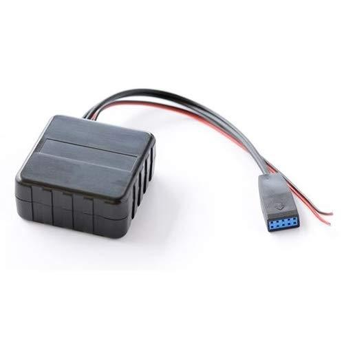 Verlengsnoer Auto draadloze Bluetooth-module AUX audioadapterkabel RCA Bluetooth auto-accessoires auto, for BMW E46