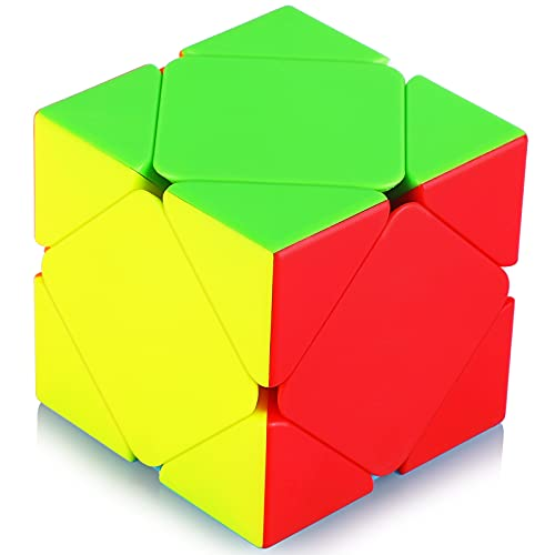 Maomaoyu Skewb Stickerless Speed Cube Magic 3D Puzzle Cube Velocidad Cubo Niños Juguetes Educativos
