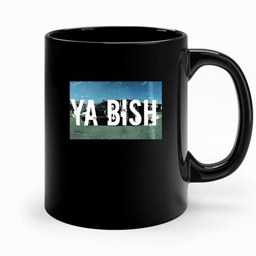 Kendrick Lamar Ya Bish 76 Graphic Coffee Cup Cups For Men Women Vintage Trending Cup Retro Style Coffee Cup For Kids Trending Graphic Coffee Cup Cool Summer C - Mug Coffee - 5077