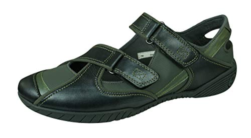 Timberland Richtor Sandals Womens Performance Shoes-Black-6.5