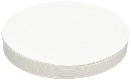 Camlab 1171081113[2] qualitativa filtro di carta, misura media, 125mm di diametro (confezione da 100)