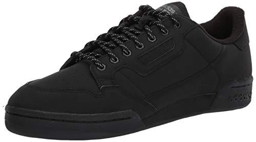 adidas Originals Continental 80 Shoes, Zapatillas Deportivas. Hombre, Negro Core Black Core Black Core Black, 40 EU