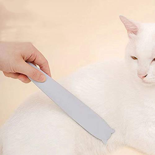 Glomixs Pet Simulation Cat Tongue Massage Comb Portable Hair Care Comfortable Cleaning Tool,Pet Cat Tongue Comb Simulation Cat Tongue Massage Comb Portable Pet Hair Care