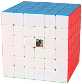 Ahyuan 6x6 Speed Cube Moyu Cubing 6 by 6 Speed Cube Vivid Color Stickerless 6x6x6 Magic Cube product image