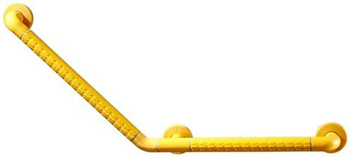 LIUYULONG Badegriff Griff Verdeckte Schrauben Sicherheits Badezimmer Haltegriff Rust Resistant Tubing Ältere Behinderte Dusche Geländer Einzelhandlauf Hilfswerkzeuge