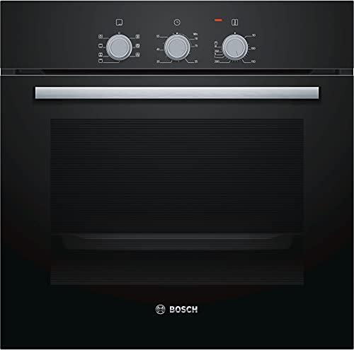 Bosch Elettrodomestici HBF011BA0 Serie 2, Forno da incasso, 60 x 60 cm, nero Classe A