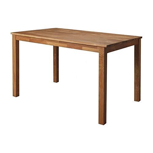 Elfo Esstisch Tisch Küchentisch 50x70cm Wildeiche massiv geölt NEU/OVP