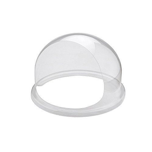 """Clevr 20.5"""" Commercial Cotton Candy Machine Cover Bubble Shield, White"""