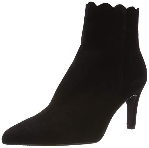KMB Damen Zurich Stiefel, Schwarz (Black 1), 41 EU