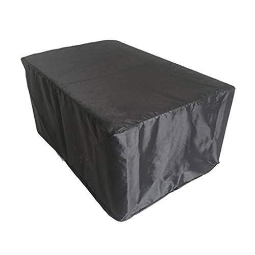 Loungemöbel Abdeckhaube für V-Form Sofas, Loungeset Sofa Schutzhülle Abdeckung für Outdoor Gartenmöbel Wasserdicht Schutz vor Wind UV schützende,155x95x68cm