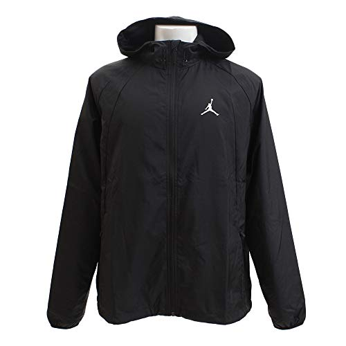 Nike JSW Wings GFX Windbreaker Jacke, Herren, Schwarz (Black/White)