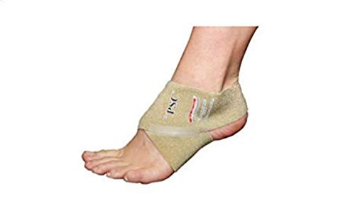 Fabrifoam The Pronation Spring Control (PSC) Ankle Wrap, Right, Large, For Plantar Fasciitis, Heel Pain, Heel Spurs, and Shin Splints