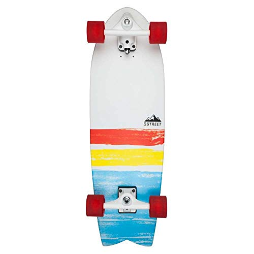 Unisex Adulto Dstreet Risers Soft Elevador de Skateboard