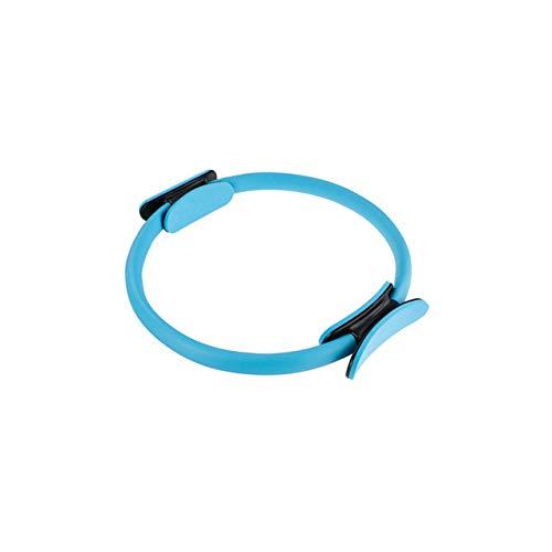 Chendunchishi Pilates Ring bequemer Griff Rutschfester, langlebiger Sporttrainingsring Damen Fitnessübung Widerstandsring Yoga Pilates Ring |Yoga-Kreis