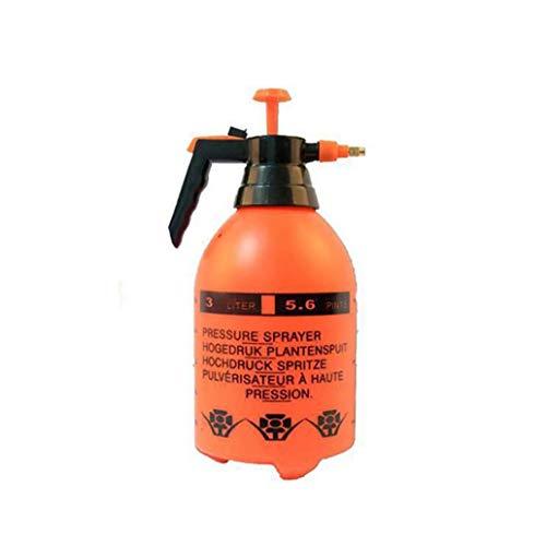 MaylFre 2 Liter Einstellbarer Drucksprüher Handsprüher Für Das Mehrzweck-nutzung Sprühflasche Pump-Action-orange 2 Liter 1pc Flasche