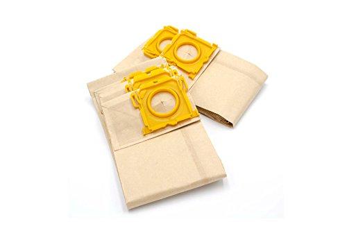 vhbw 10 Papier Staubsaugerbeutel Filtertüten für Staubsauger Saugroboter Mehrzwecksauger Tennant 3205, 3210, 3215, 3225