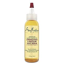 Jamaican Black Castor Oil Strengthen & Restore Serum