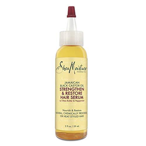 Shea Moisture Jamaican Black Castor Oil Sérum pour Cheveux 2 oz