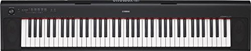 Yamaha NP32 Portable Digital Piano - (Black)