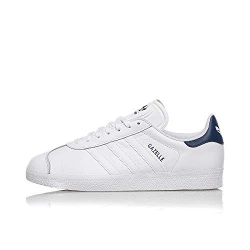 Adidas Gazelle, Weiß Dunkelblau,EU 44 / UK 9,5