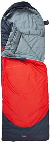 Ferrino Yukon Pro SQ, Sacco a Pelo Rosso, L