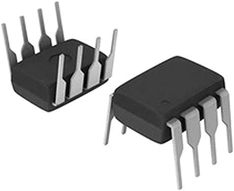 MyColo New for 10pcs LT1054CN8 LT1054 Switched-Capacitor Voltage Converter with Regulator