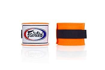 Fairtex Elastic Cotton Handwraps HW2-120  and 180 - Full Length Hand Wraps Many Colors