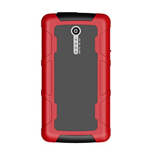 Gyj&mmm Auto-Schnellstart 12V 800A Strom Sparen 15000Mah Tragbare Autobatterie Schnellstart, Unterstützung Handy-Aufladung, Taschenlampe