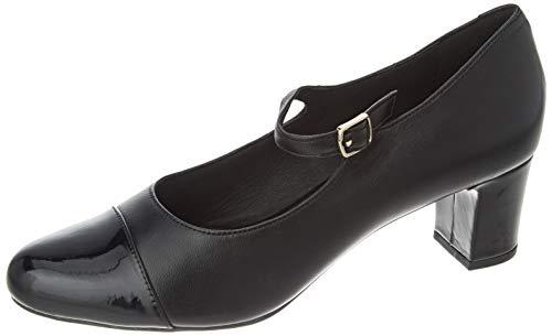 GEOX D UMBRETTA B BLACK Women's Mary Janes Mary Jane size 38(EU)