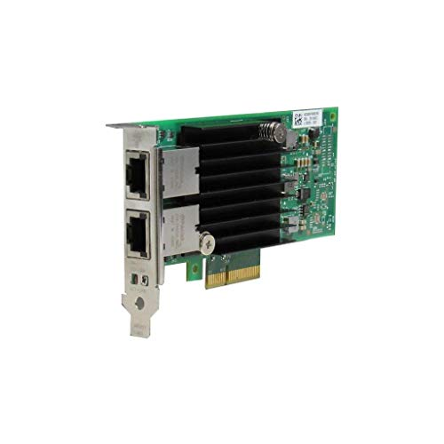 Intel X550T2 ETHERNET CONVERGED Red Adaptador X550-T2 Solo Pack