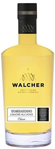 Walcher Bombardino - der erlesene Eierlikör mit feiner Rum-Note aus dem Herzen Südtirols (1 x 0.7 l)
