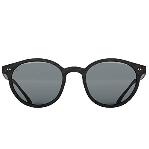GRAFFIT ● Polarisierte Sonnenbrille ● 100% Kohlefaser ● UV400 ● Unisex ● Selfie-Modell ● Polarisierte Brille ● Maximale Beständigkeit und Leichtigkeit ● Zeitloses klassisches Design