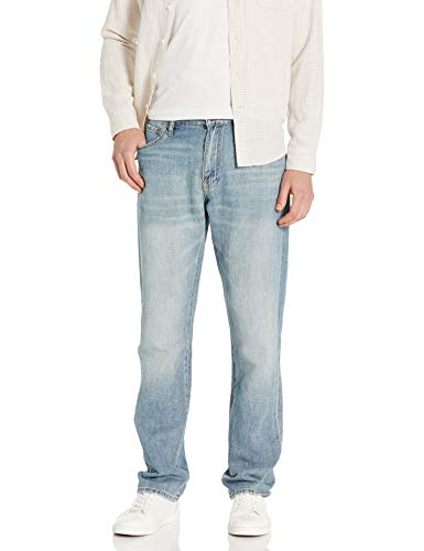 Lucky Brand Men's 410 Athletic-Fit Jean, Pelican Lake, 32x32