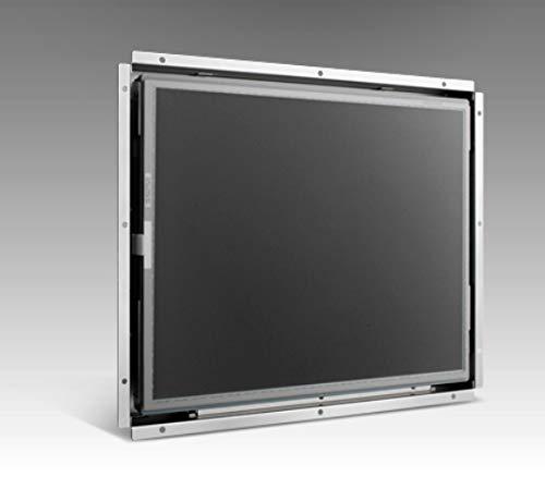 (DMC Taiwan) 15 inches XGA 1200 cd/m2 LED Open Frame Touch Monitor