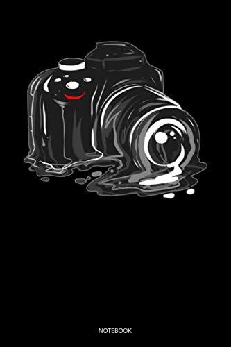 Notebook: Liniertes Notizbuch A5 - Fotografen Notizheft I Kamera Fotografie Fotografieren Geschenk