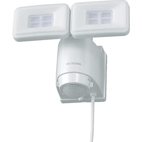 アイリスオーヤマ(IRIS OHYAMA) AC式LED防犯センサーライト AC式LED防犯センサーライト LSL-ACTN-1200 パールホワイト